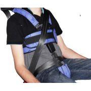 Cinto veicular de segurança. contenção e estabilização de adultos com deficiência motora