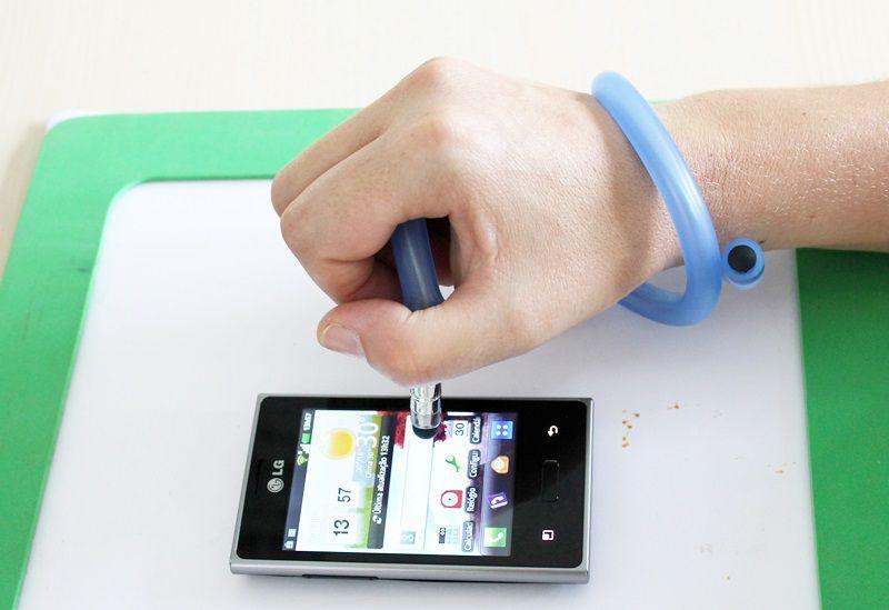 Facilitador para smartphoes e tablets