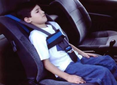 Cinto veicular de segurança, contenção e estabilização de crianças com deficiência motora