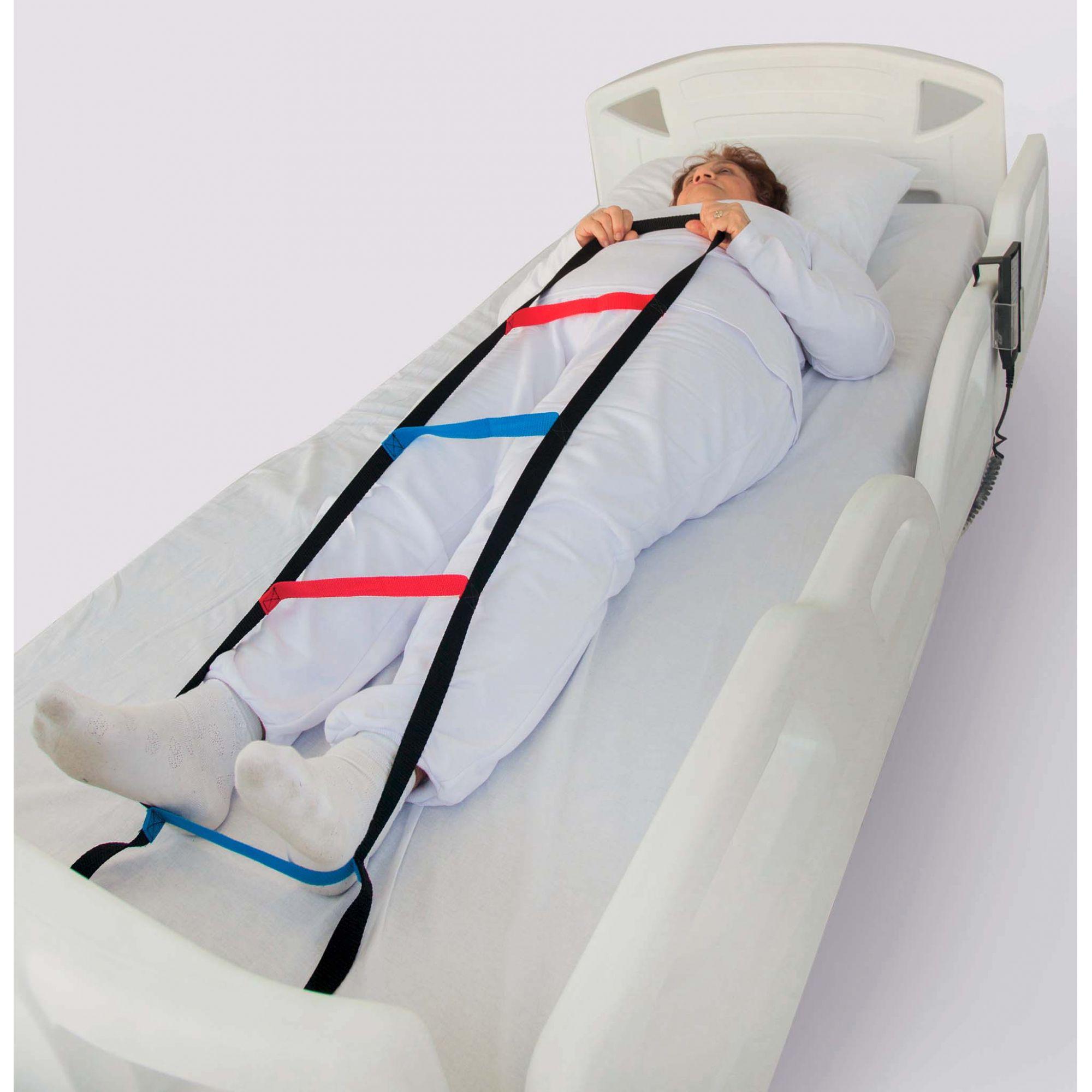 Escada auxiliar  em poliester para  fisioterapia e reposicionamento de pessoas