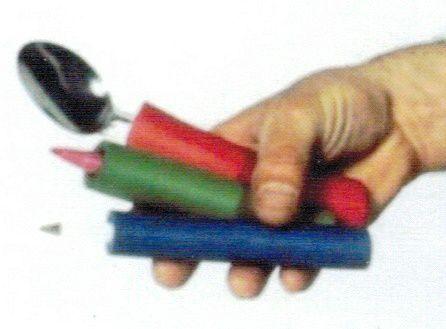 Facilitador de escrita engrossador modelo Kit para auxiliar pessoas com necessidades especiais