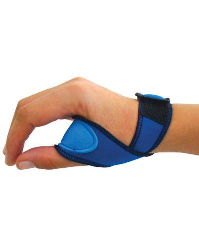 Cinta abdutora de polegar para atender casos neurológicos ou ortopédicos