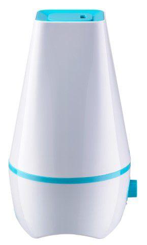 Umidificador e aromatizador de ambientes ultrasonico 2 litros - Compact Air Relaxmedic