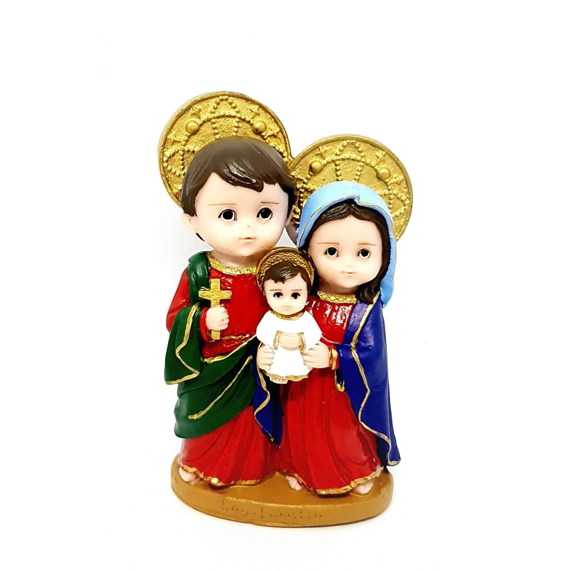 Sagrada Família Infantil 15 cm