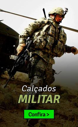 Calçados Militar na J Calçados