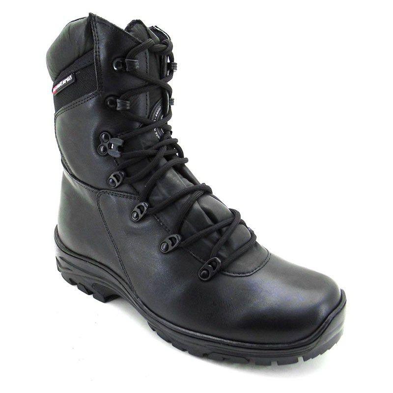 Coturno Militar Masculino Preto Extra Leve 280