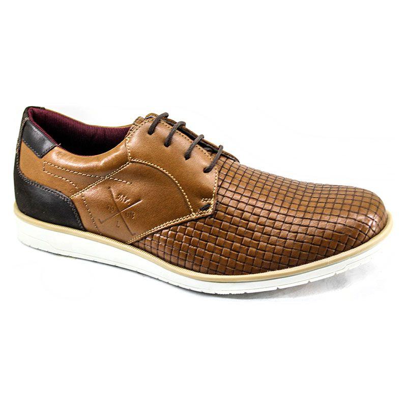 Sapato Oxford Masculino Castor 606