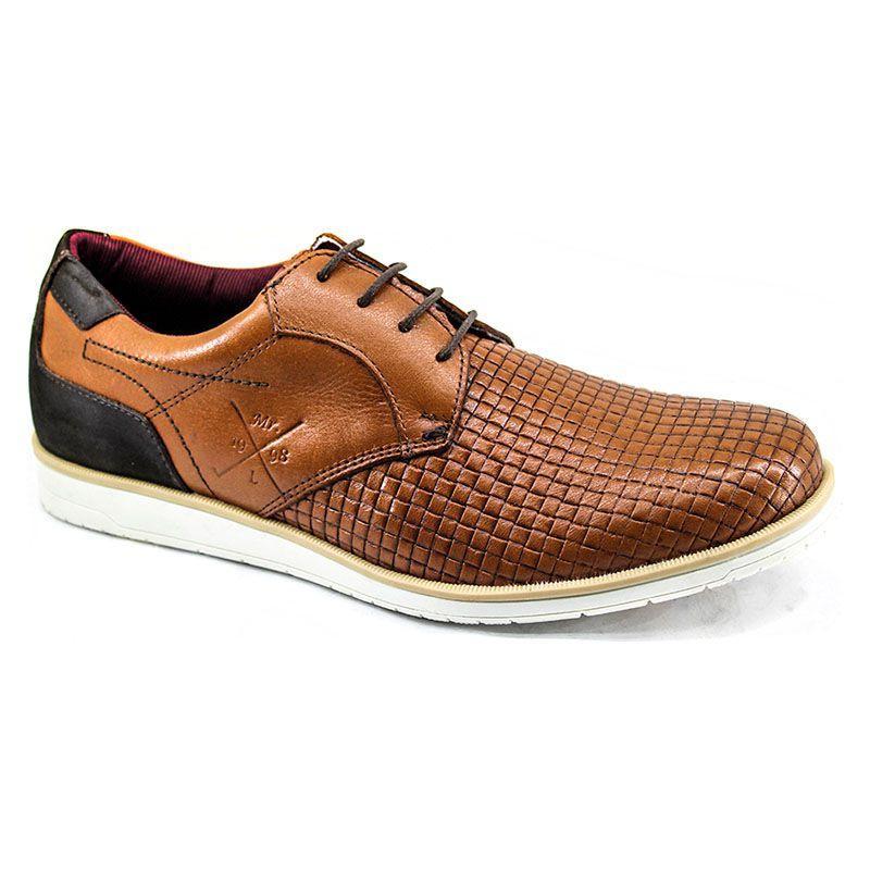 Sapato Oxford Masculino Havana 606