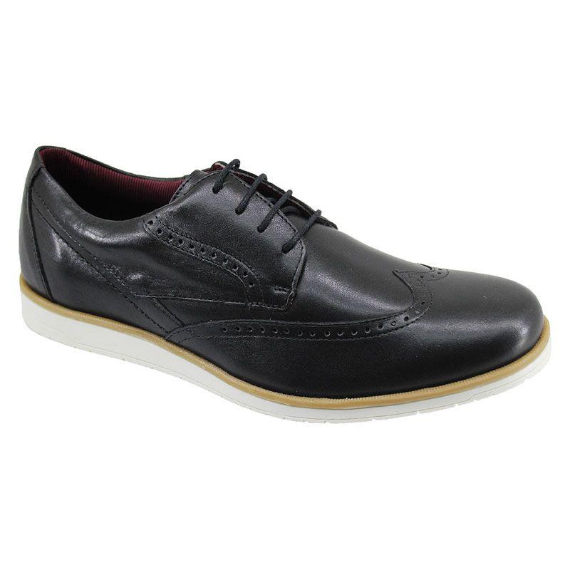 Sapato Oxford Masculino Preto 600