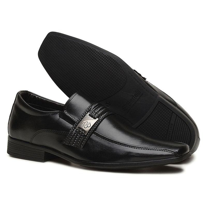 Sapato Social Masculino Preto 70136