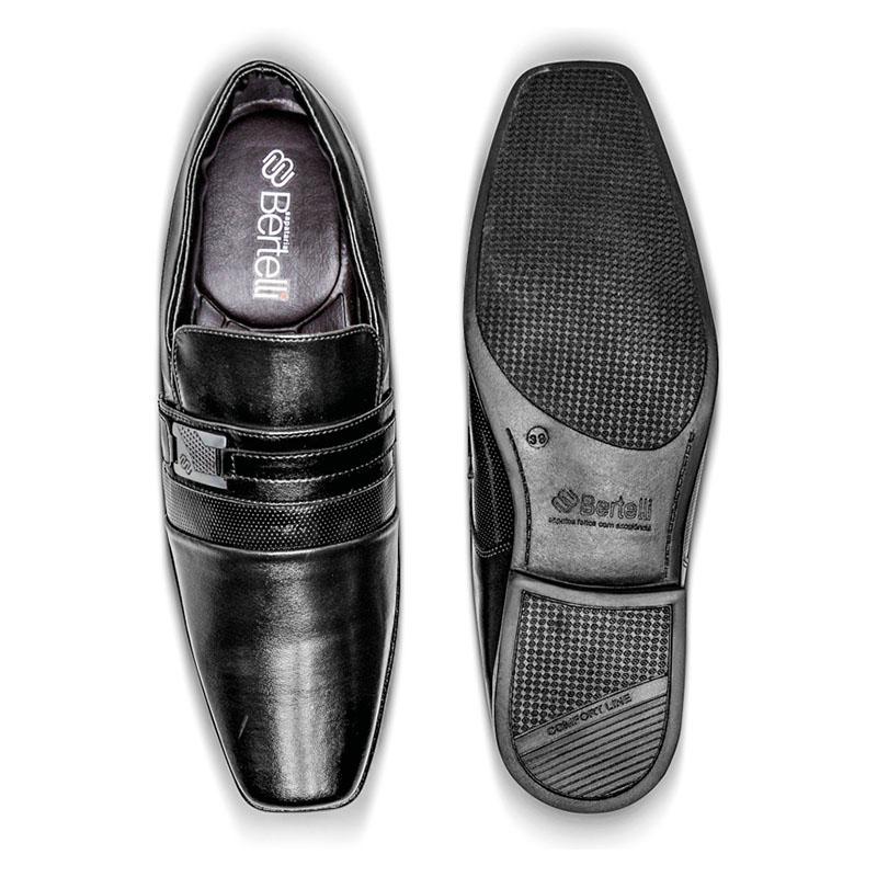 Sapato Social Masculino Preto 70173