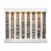 032 - Expositor De Parede Para 152 Óculos