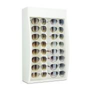 129 - Expositor De Parede Para 16 Óculos
