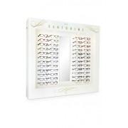 148p - Expositor De Parede Para 48 Óculos Personalizado