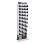 212p - Expositor De Chão Para 63 Óculos Personalizado