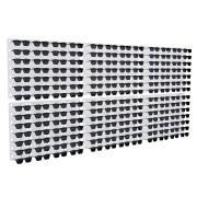 217 - Expositor De Parede Para 168 Óculos