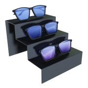 262 - Expositor De Vitrine Para 3 Óculos