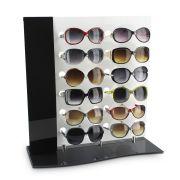 Kit113 - Expositor Para 12 Óculos - Kit 10/un