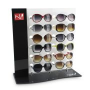 Kit113s - Expositor Para 12 Óculos Personalizado - Kit 10/un