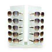 Kit147 - Expositor Para 10 Óculos - Kit 10/un