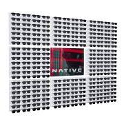 Me220s - Expositor De Parede Para 224 Óculos