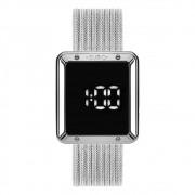 Relógio Feminino Euro Fashion Fit Touch EUBJ3937AD/4F 36mm Aço Prata