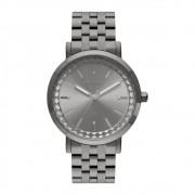 Relógio Feminino Euro Minimal Spike EU2036YOS/4F 42mm Aço Grafite