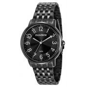 Relógio Feminino Mondaine 53673LPMVPE1 40mm Aço Preto