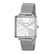 Relógio Feminino Mondaine 99487L0MVNE2 36mm Aço Prata