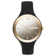 Relógio Feminino Mormaii MO2035KL/8X 41mm Silicone Preto