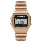 Relógio Feminino Mormaii MOJH02AX/K4J 29mm Aço Rosé