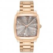 Relógio Feminino Technos Crystal 2036MNF/1C 36mm Aço Rose