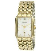 Relógio Feminino Technos Elegance Boutique 1N12AR/4K 28mm Aço Dourado