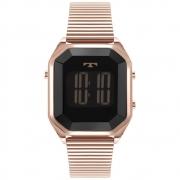 Relógio Feminino Technos Fashion Digital BJ3927AM/1P 36mm Aço Rosé
