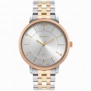 Relógio Feminino Technos Fashion Trend 2035MTE/1K 40mm Aço Bicolor