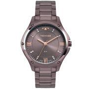 Relógio Feminino Technos Fashion Trend 2036MLD/4G 40mm Aço Roxo