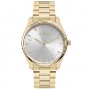 Relógio Feminino Technos Fashion Trend 2036MOH/1K 40mm Aço Dourado
