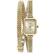 Relógio Feminino Technos Mini 5Y20IV/1X 19mm Aço Dourado