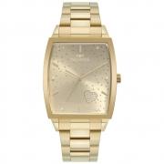 Relógio Feminino Technos Trend 2035MUJ/1X 31mm Aço Dourado