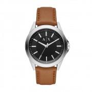 Relógio Masculino Armani Exchange AX2635/0KN 44mm Couro Marrom