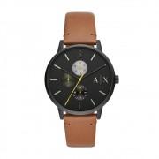 Relógio Masculino Armani Exchange AX2723/0PN 42mm Couro Marrom