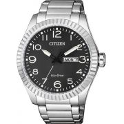 Relógio Masculino Citizen Eco-Drive TZ20779T 42mm Aço Prata