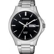 Relógio Masculino Citizen TZ20822T 41mm Aço Prata