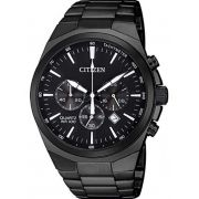 Relógio Masculino Citizen TZ31105P 40mm Aço Preto