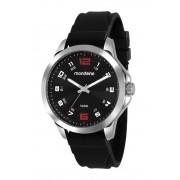 Relógio Masculino Modaine 99349G0MVNI2 48mm Silicone Preto