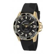 Relógio Masculino Mondaine 32138GPMVDI1 49mm Silicone Preto