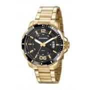 Relógio Masculino Mondaine 32147GPMVDS1 50mm Aço Dourado