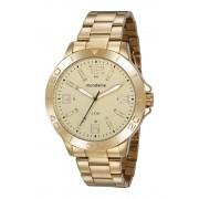 Relógio Masculino Mondaine 76756GPMVDE3 48mm Aço Dourado