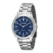 Relógio Masculino Mondaine 78733G0MVNA2 45mm Aço Prata