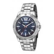 Relógio Masculino Mondaine 83455G0MVNE2 48mm Aço Prata